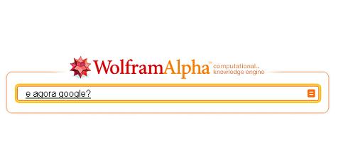 wolfram alpha - Wolfram Alpha - Todo o conhecimento humano num buscador.